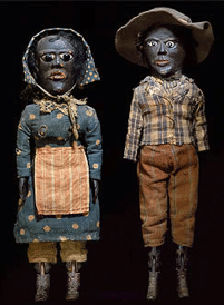 dolls from haiti