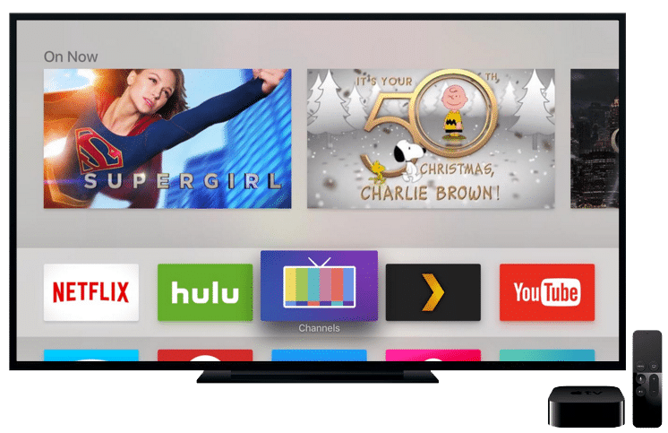 How to Watch Live Television on Your Apple TV