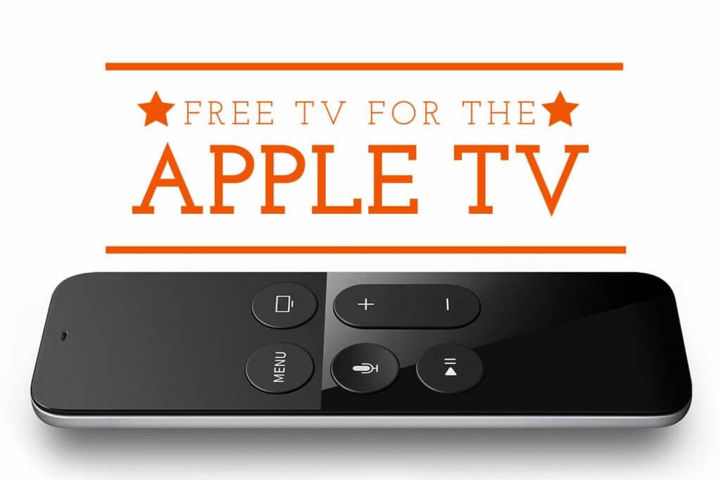 Free TV on Apple TV