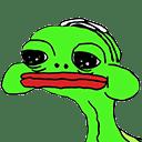 Custom Slack Emoji - Sad Turtle