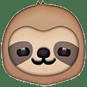 Custom Slack Emoji - Sloth