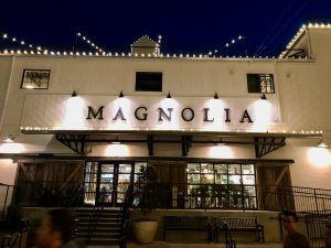 Magnolia Market at Night