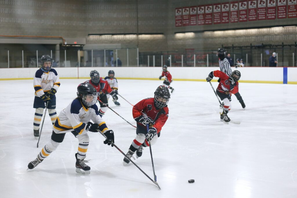 Golden Knights Youth House League